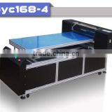High Quality Large Format KMBYC A1 Size Textile / Fabric Digital Flatbed Printer / Printing Machine