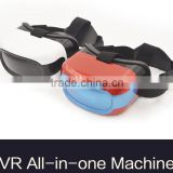Virtual reality all in one machine 3D VR glasses oculus headset compatible PC/PSP vr box 1080p full hd