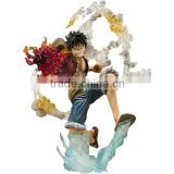 One Piece Monkey D Luffy Battle Ver Action Figure