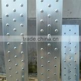 China Galvanized Scaffolding Perforated Steel Plank