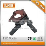 LSD brand J38 Ratchet cable cutting tool Hanroot german-style with adjustable handle up to 300mm2 Ratchet Wire Cutter