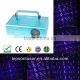 Red & Blue laser disco light for nightclub