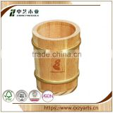 china facotry Unique designed high quality mini wooden beer barrel