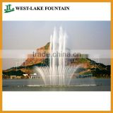 Musical LED Lighting Dancing Water Fountain for Lake