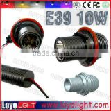 10w led angel eyes car headlight for bmw E39,led marker led angel eye