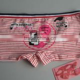 Top selling Newest Style Custom printed Kids Underwear for Kids