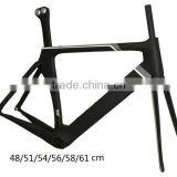 New products full carbon bike frame,carbon road frame, carbon road bike frame with fork and sit column