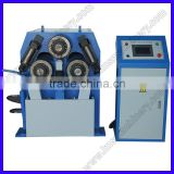 LMS cnc hydraulic pipe and tube steel bender rolling machine