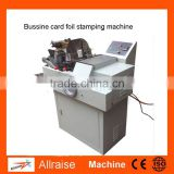 Digital hot stamping machine business cardenvelop,hang tag,red envelopes printing machine