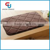 Coral Fleece Anti-slip Memory Foam Outdoor Floor Mat