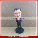 2017 hot sales Customized Bobble Head ,Your Own Polyresin Bobblehead