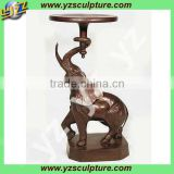 home decoration brass elephant statue for sale