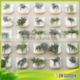 Wholesale Decorative Garden Planter Flora Felt Living Wall Planter Vertical Garden