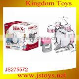 Hot selling plastic drum set drum set toy jazz drum toy from china