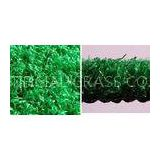 Army Green Poly Propylene Fake / Artificial Grass Lawn Rug for Park, Playground, Hospital