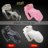 100% Biosourced Resin Male Chastity Device With 4 Size Penis Ring Cock Cages Ring Virginity Lock Belt Sex Toy for Men Penis Lock