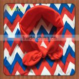 Baby Girls Wrap Knotted Headbands Girls Plain Top Baby Headbands,Boutique Design One Piece Christmas Headbands Hair Band