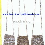 Unique Rain Forest Seeds Beaded Bags Handmade Ecological Purses Great Handbags Ethnic Style Affordable Fashion Accessories Gifts