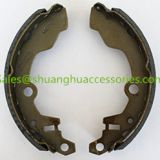 Brake shoes for Alto electric car, non-asbestos