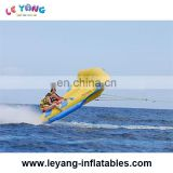Exciting Water Sports Inflatable Flying Fish Towable For Sea Or Ocean