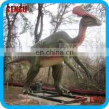 outdoor playground set Corythosaurus