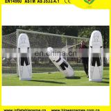 1.9m air tight durable mannequin goalkeeper inflatable soccer dummy