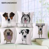 Cute dogs 3D Digital printed Cushion covers Pillow covers