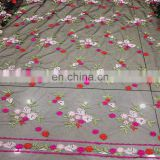 TC206A table cloth lace fabric embroidery lace fabric luxury lace fabric