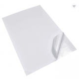 Blank Self Adhesive Thermal Paper Roll Label