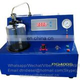 PQ400S double springs CRDI Diesel Injector Nozzle Tester with high quality and low price