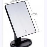 Led Makeup Mirror with Two Power Supply Methods
