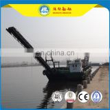 China HIGHLING BRAND Sand Transportation Ship Capacity 100T