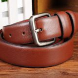 Classic Men's Genuine Leather Belt