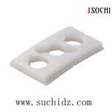 White 3 Holes Plastic Presure Foot for Printed CIrciut Board Schmoll Machine High Quality Competitive Price