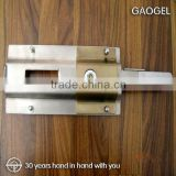 Precision furniture steel refrigerator balcony bedroom door lock