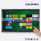 IR touch multimedia kiosk 47 inch lcd touchscreen monitor                                                                         Quality Choice