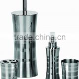 #304 stainless steel bathroom accessories sets