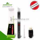 hot new products for 2016 ego vaporizer for wax Airistech Lillian mini vaporizer wholesale baking vaporizer pen
