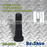 BS-B316,M12x1.25x38mm Knurled Wheel Stud Bolt