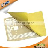NFC / Rfid Paper Label/Sticker/Tag 13.56MHZ IC tag ISO 14443A 1K S50/4K S70 RFID NFC sticker tag