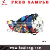 Healong 100% Custom Sublimation Soccer Drawstring Ball Bag With Shoe Compartment