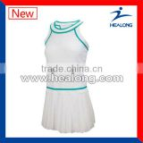promotional hot selling tennis skirt with logo
