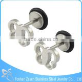 Wholesale 316l stainless piercing studs most cheap wholesale stud earring