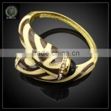 bangle enamel cloisonne bracelets latest design girls gold bangles wholesale China guitar bracelet gold bangle bracelet