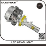 High quality 30W car luxeon led headlight with temperature sensor protection system                                                                                                         Supplier's Choice