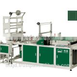 High speed Side sealing plastic bag making machine garbage bag made China hot sale machine