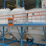 Mini Cooking Oil Refining Machine, Animal Oil Refinery Unit Patented Product Edible Oil Refinery With ISO 9001 Certificate