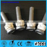 Manufacturer of M25*135, M25*180 Carbon Steel Shear Bolt Connectors with ISO13918