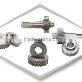 atlas helical gear for air compressor parts