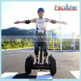 Two Wheel Electric Self-balancing Chariot Scooter/Vehicle/Transporter/Bike or Smart Mobility Scooter